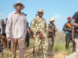 Bandits Attack Borno Governor's Convoy Today Again