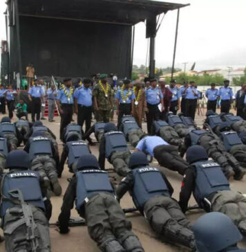 IGP Says SWAT Will Replace Scrapped SARS