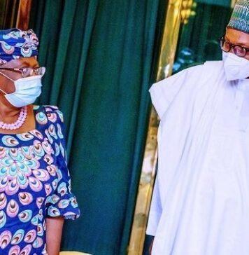 I'd Call World Leaders To Support You, Buhari Tells Okonjo-iweala
