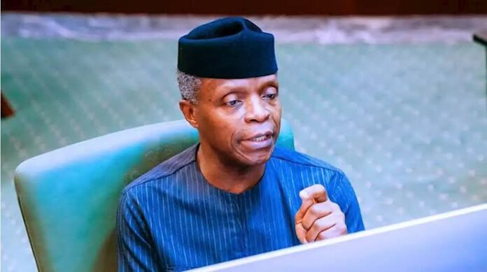Osinbajo Promises Justice For Lekki Shooting Victims, Others.