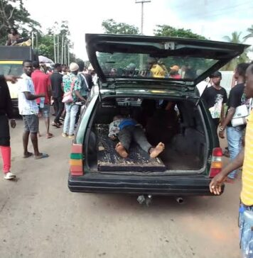 2 Dead As Thugs Attacks ENDSARS Protesters