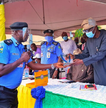 #EndSARS: Sanwo-Olu Awards Scholarship To Children Of Killed Policemen