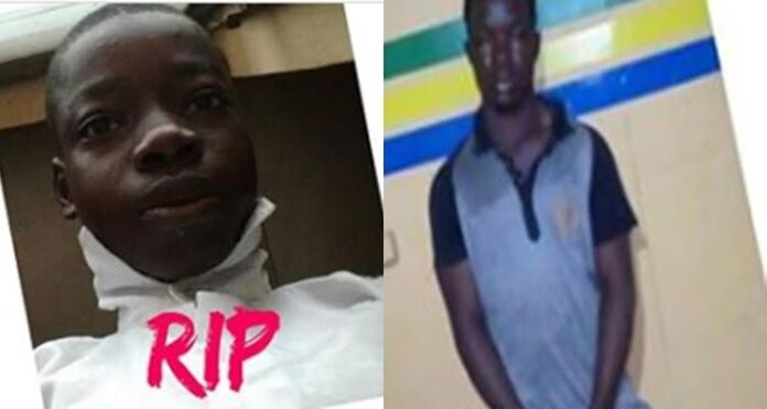 Bricklayer Kills Apprentice For Money Ritual A Day To His 14th Birthday