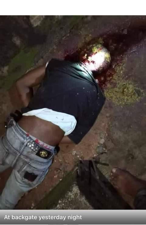 Two Dead As Rival Cult Groups Clash In Imo State (Graphic Photos)