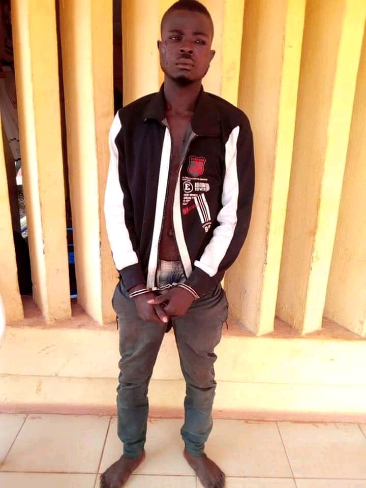 Police Arrest Robbery Suspect Operating On Keke Tricycle In Anambra