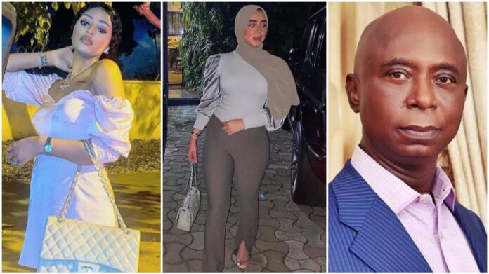 Regina Daniels Reacts To Reports Of Her Husband Taking A 7th Wife