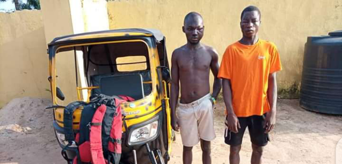 Police Nab 2 Robbers, Recover Arms In Anambra