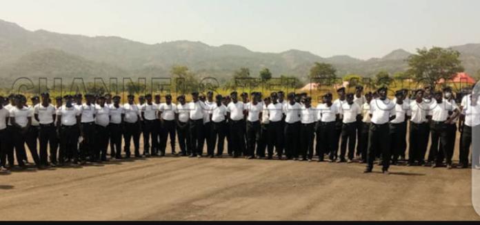 SWAT Begins Training Of 400 Personnel