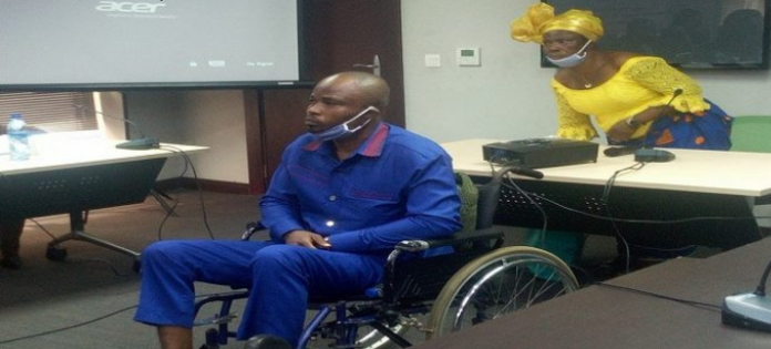SARS Officers Paralysed Me By Pushing Me From A 2 Storey Building - Trader Tells Lagos Judicial Panel