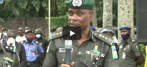 Use Guns When Your Life Is In Danger - IGP Adamu Tells Police officers