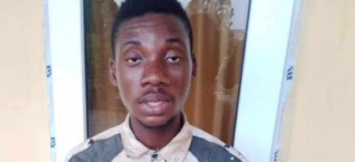 Police Arrests kidnapping His Former Pupil In Ogun