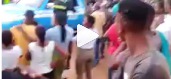 40-year-old Married Man Set Himself And Side Chic Ablaze In Benue (Video)