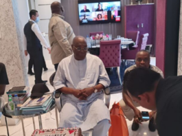 Atiku Abubakar Celebrates His 74th Birthday In Style At His Dubai Villa (Video/Photos)