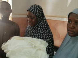 Police Arrest Couple For Stealing 3-day Old Baby In Kaduna (Photos)