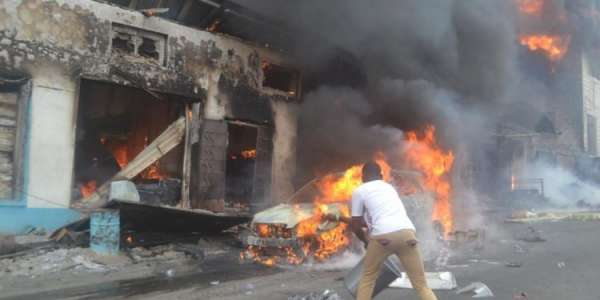 Jealous Lover Burnt Pastor And His Assistant To Death In Bayelsa