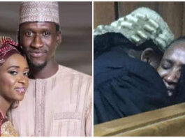 Finally Maryam Sanda Is To Die By Hanging For Killing Her Husband, Appeal Court Affirms
