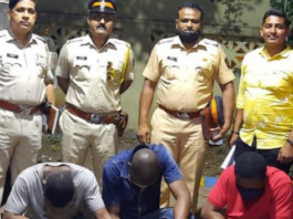 3 Nigerians Arrested In India With Cocaine Worth N13.9m