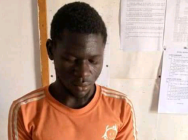 Troops Arrests A Notorious Cultist In Plateau State (Photos)
